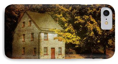 Historic House iPhone Cases