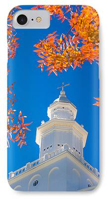 Steeple iPhone Cases