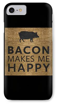 Pig iPhone Cases