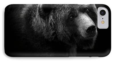 Grayscale iPhone Cases