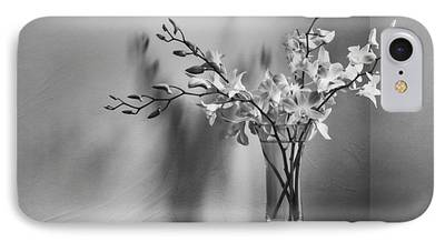 Orchids iPhone Cases