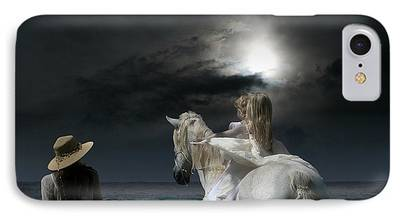 Dreamscape Digital Art iPhone Cases