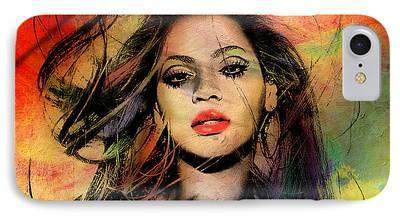 Entertainment Digital Art iPhone Cases