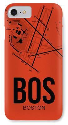 Boston iPhone 7 Cases