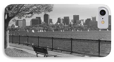 Charles River iPhone Cases