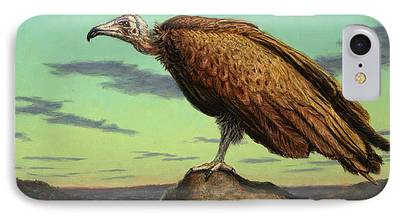 Vulture iPhone Cases