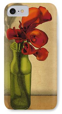 Calla Lilly iPhone Cases