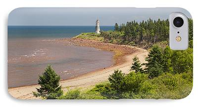 Rugged Coastline iPhone Cases