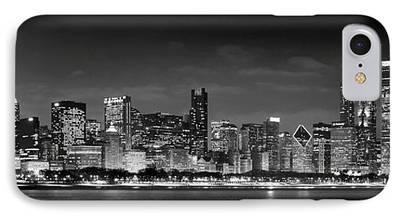 City Scene iPhone Cases
