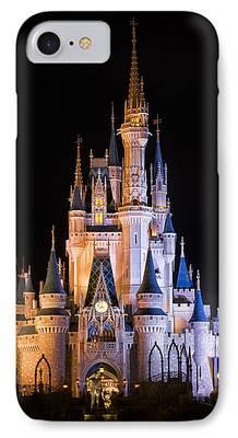 Magic Kingdom iPhone Cases