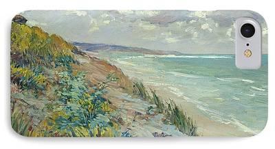 Coast Landscape iPhone Cases