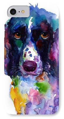 Austin Paintings iPhone Cases