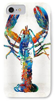 Claw Paintings iPhone Cases