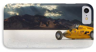 Racing Photographs iPhone Cases