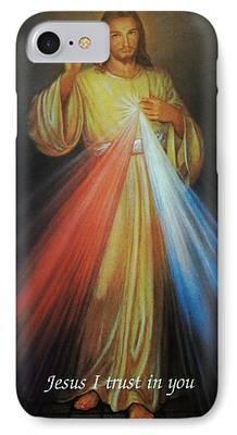 Divine Mercy iPhone Cases