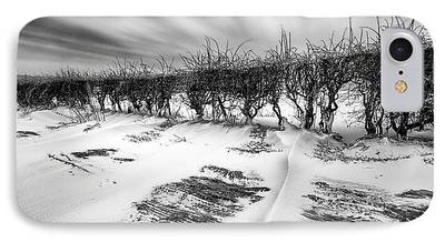 Drifting Snow Photographs iPhone Cases