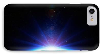 Orbital iPhone Cases
