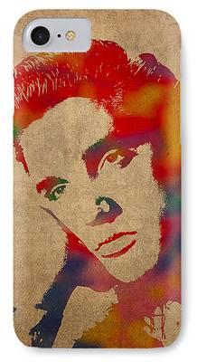 Elvis Presley iPhone 7 Cases
