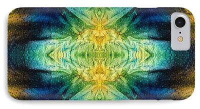 Conscious Paintings iPhone Cases