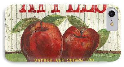 Fruit Paintings iPhone Cases