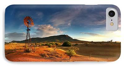 Landscape Photographs iPhone 7 Cases