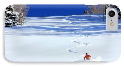 Winter Scenery iPhone Cases
