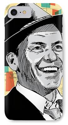 Frank Sinatra iPhone 7 Cases