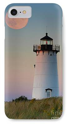 Cape Cod Lighthouses iPhone Cases
