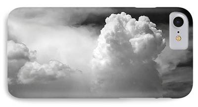 Cloud Formations iPhone Cases