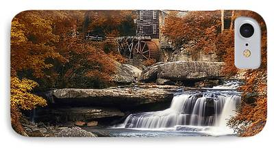 Grist Mill iPhone Cases