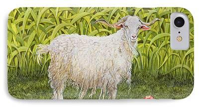 Goat iPhone Cases