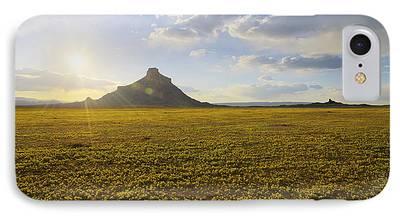 Desert Sunset iPhone 7 Cases