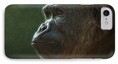 Gorilla iPhone Cases