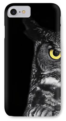 Owl iPhone 7 Cases