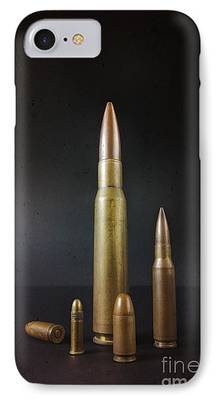 Bullets iPhone Cases