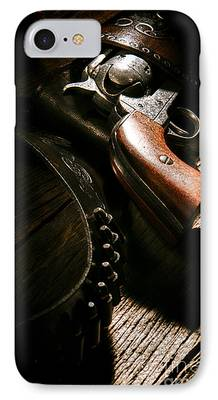 Old Plank Tables Photographs iPhone Cases