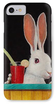 Bloody Mary IPhone 7 Cases