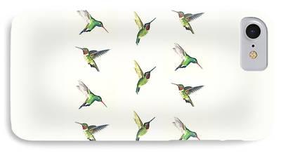 Hummingbird iPhone 7 Cases