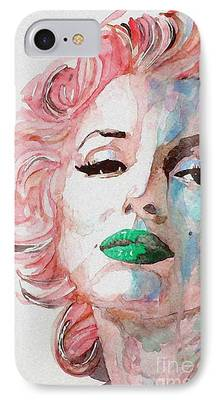 Actress iPhone Cases