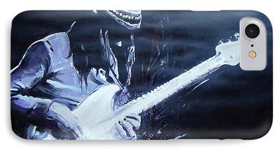 Pastorius iPhone Cases