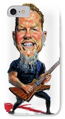 Metallica IPhone 7 Cases
