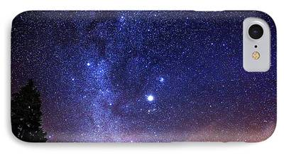Milky Way iPhone Cases