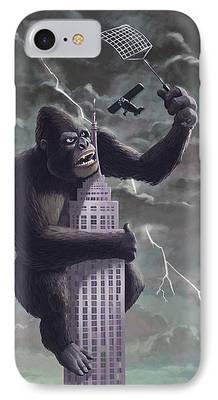 Biplane iPhone Cases