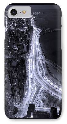 Lake Shore Drive iPhone Cases