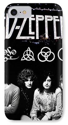 Led Zeppelin iPhone Cases