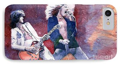 Robert Plant iPhone Cases