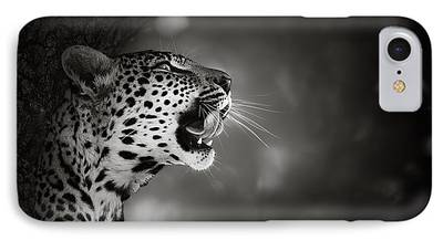 Leopard iPhone Cases