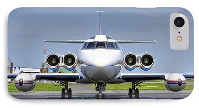 Lockheed Jetstar Photographs iPhone Cases