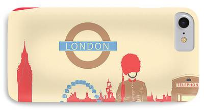 London Tube iPhone Cases