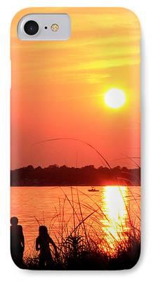Connecticut Landscape iPhone Cases